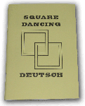 Square Dancing Deutsch - Basic & Mainstream Buch