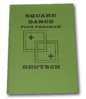 Square Dance Plus Programm Deutsch Buch