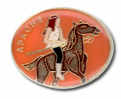 Pin 065 - Apache Indianer