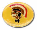 Pin 072 - Comanche Indianer
